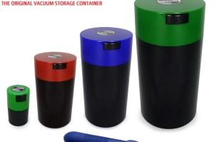 Вакуумные контейнеры Tightvac - идеальная защита и сохранность ваших любимых трав и продуктов.