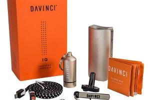 DaVinci IQ - лучший портативный вапорайзер среди лучших!
