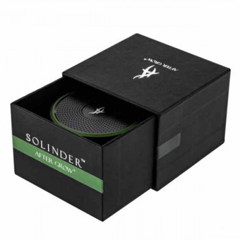 Премиум гриндер AFTER GROW SOLINDER™ GREEN Ø 62 mm H 48 mm 4 части