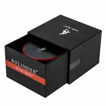 Премиум гриндер AFTER GROW SOLINDER™ RED Ø 62 mm H 48 mm 4 части