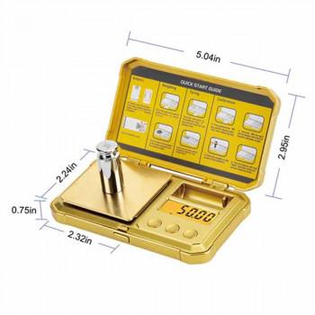Цифровые весы Uniweigh Gold