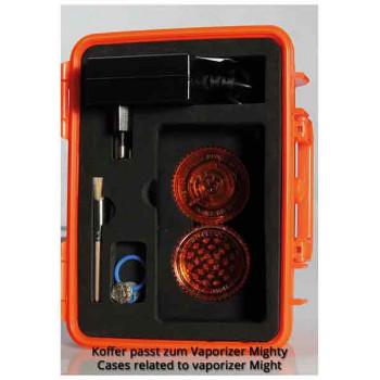 Mighty кейс для вапорайзера оранжевый