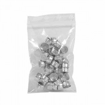 Filing set for 40 dosing capsules