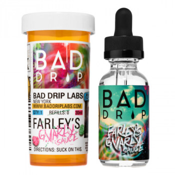 Жидкость BAD DRIP Farley's gnarly sauce 30 ml