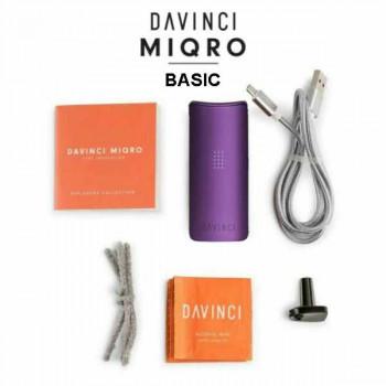 MIQRO Basic Version, AMETHYST - вапорайзер от DaVinci, США