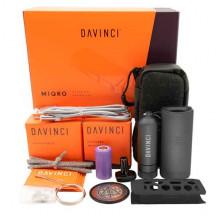 MIQRO Explorers Edition, Onyx - вапорайзер от DaVinci, США