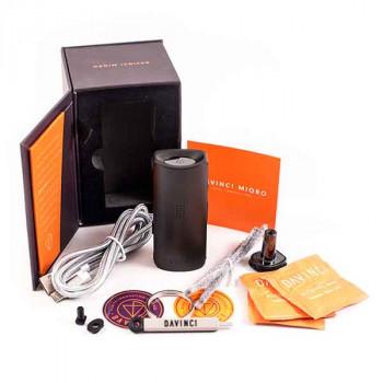 MIQRO Basic Version, Onyx - вапорайзер от DaVinci, США