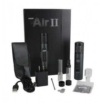 Arizer Air 2 Carbon Black.