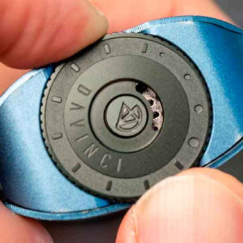 DaVinci IQ 2 Cobalt - портативный вапорайзер из США