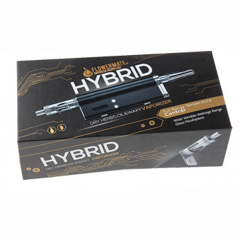 Flowermate Hybrid X ORIGINAL - вапорайзер + боксмод