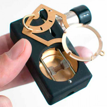 MUAD-DIB Black Concentrate Box - вапорайзер из США