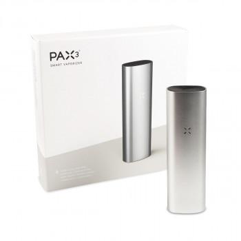 PAX 3 Basic  Kit Silver - оригинальный вапорайзер из США
