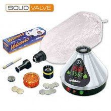 Volcano Digit Solid Valve Set