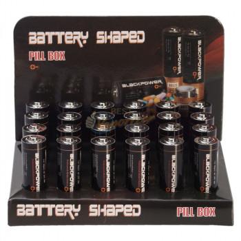Тайник батарейка пальчиковая