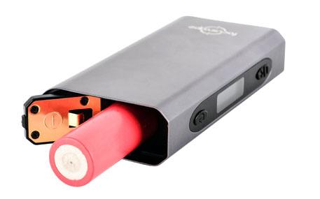 Вапорайзер Focusvape Adventurer съемная аккумуляторная батарея